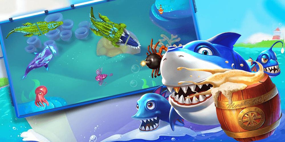 ฟรีเครดิต เกมยิงปลาออนไลน์